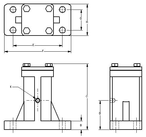 Bin Hopper Vibrator Diagram