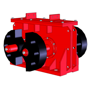 Exciter Gearbox Drive