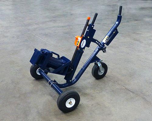 HCP Railcar Vibrator Cart