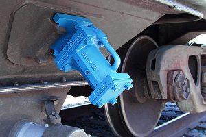 HCP Railcar Vibrator in Dovetail