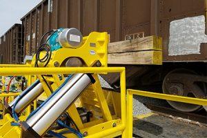 Railside Railcar Shaker