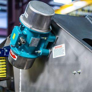 Rortary Electric Vibrator on Vibratory Equipment