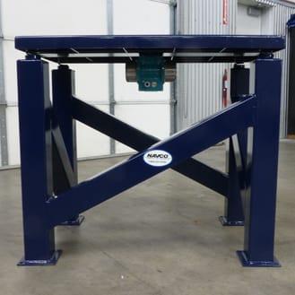 Single Drive Electric Vibrating Table